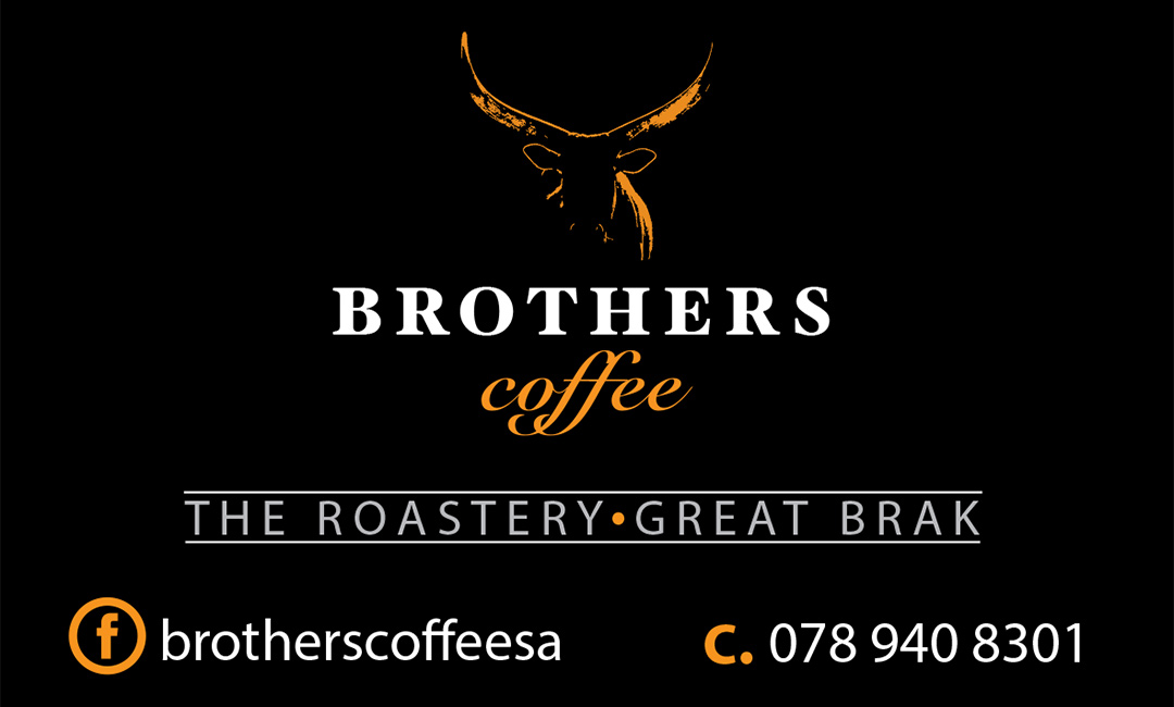 Brothers Coffee The Roastery in Great Brak River