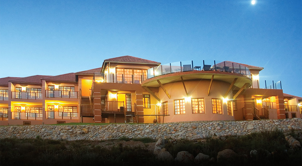 Luxury, modern accommodation at Ilita Lodge