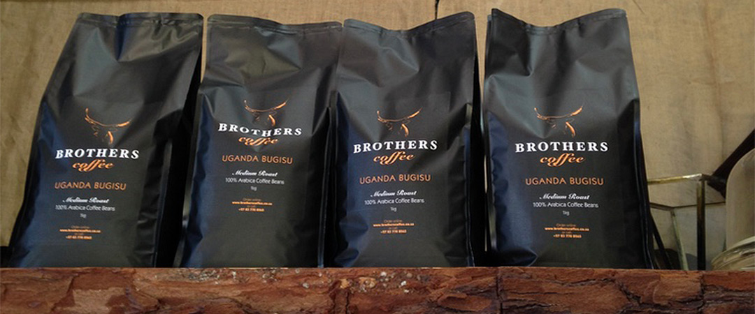 Brothers Coffee beans