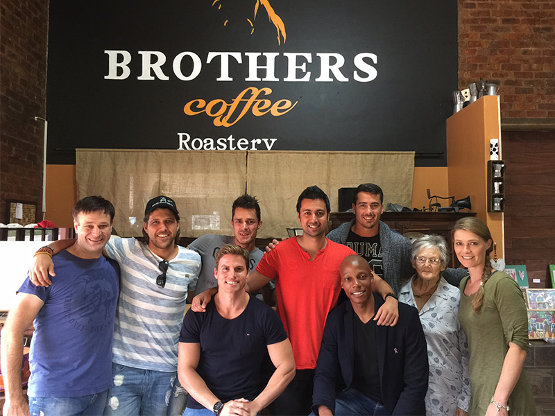 Brothers Coffee Roastery